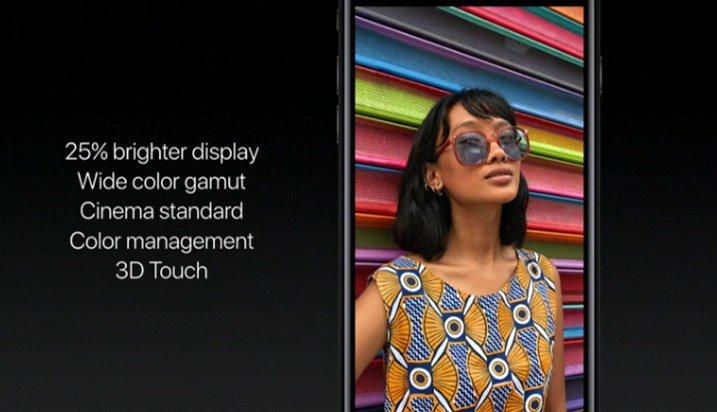 Migliorie iPhone 7 fotocamera