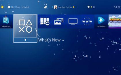 PlayStation 4 firmware 4.0: tutte le novità dell'aggiornamento