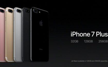 iPhone 7 Plus: il prezzo ufficiale del phablet Apple