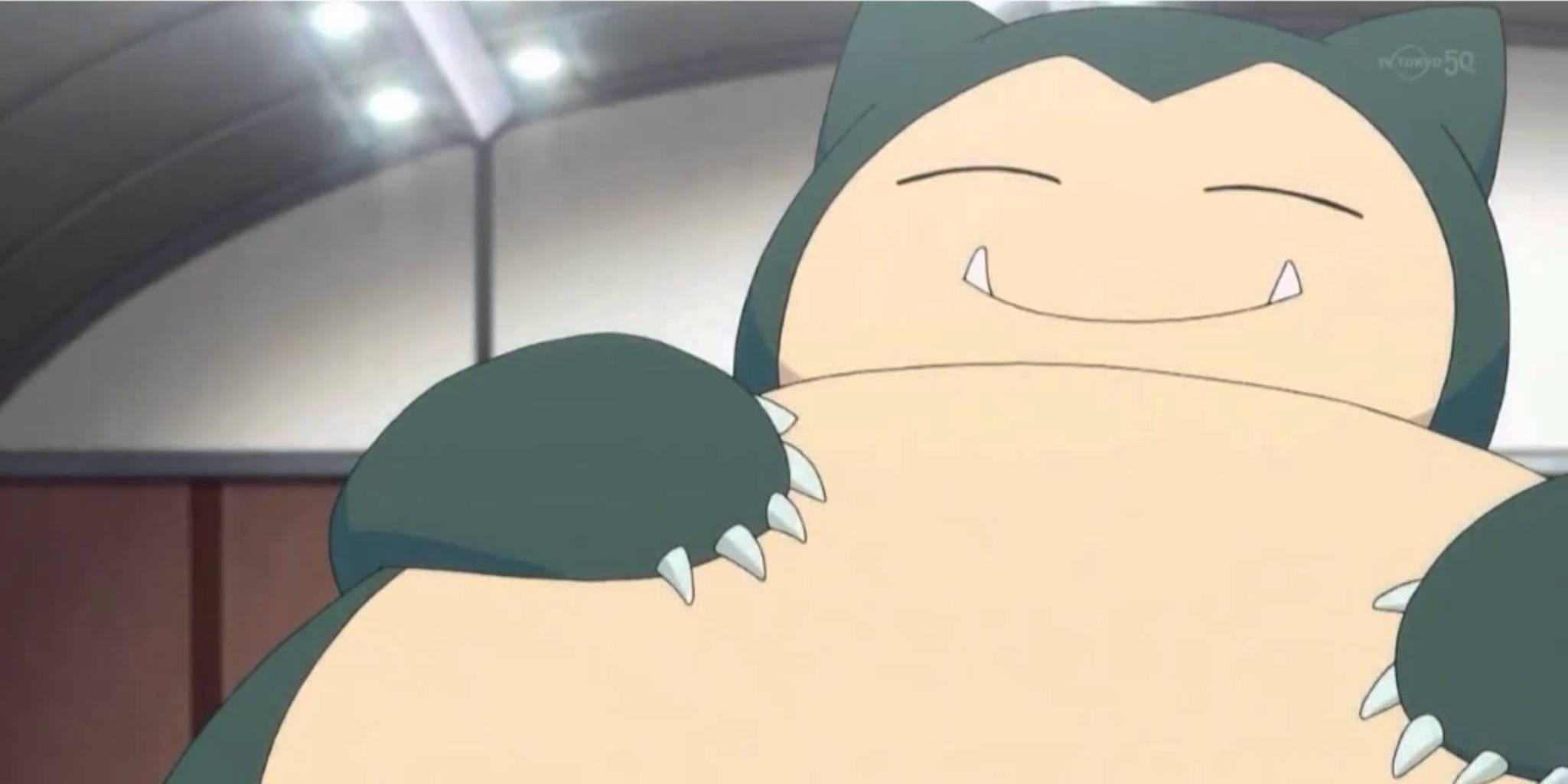 Pokemon Go: i migliori per sconfiggere Snorlax nelle palestre