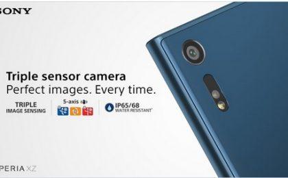 Sony Xperia XZ Dual: doppia sim card e 64GB di memoria