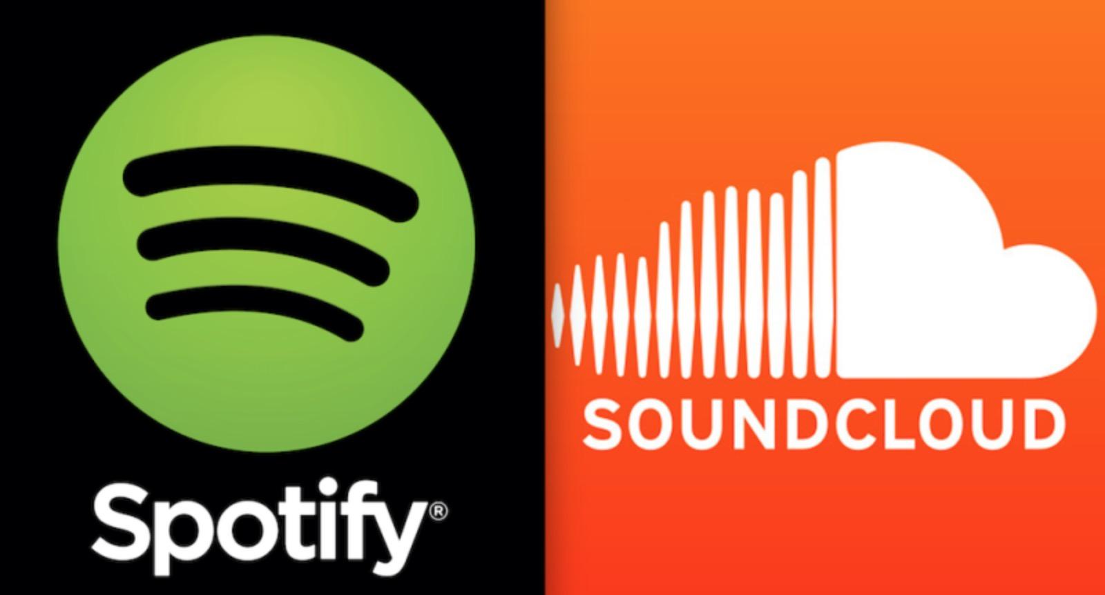 Spotify sta per acquisire SoundCloud