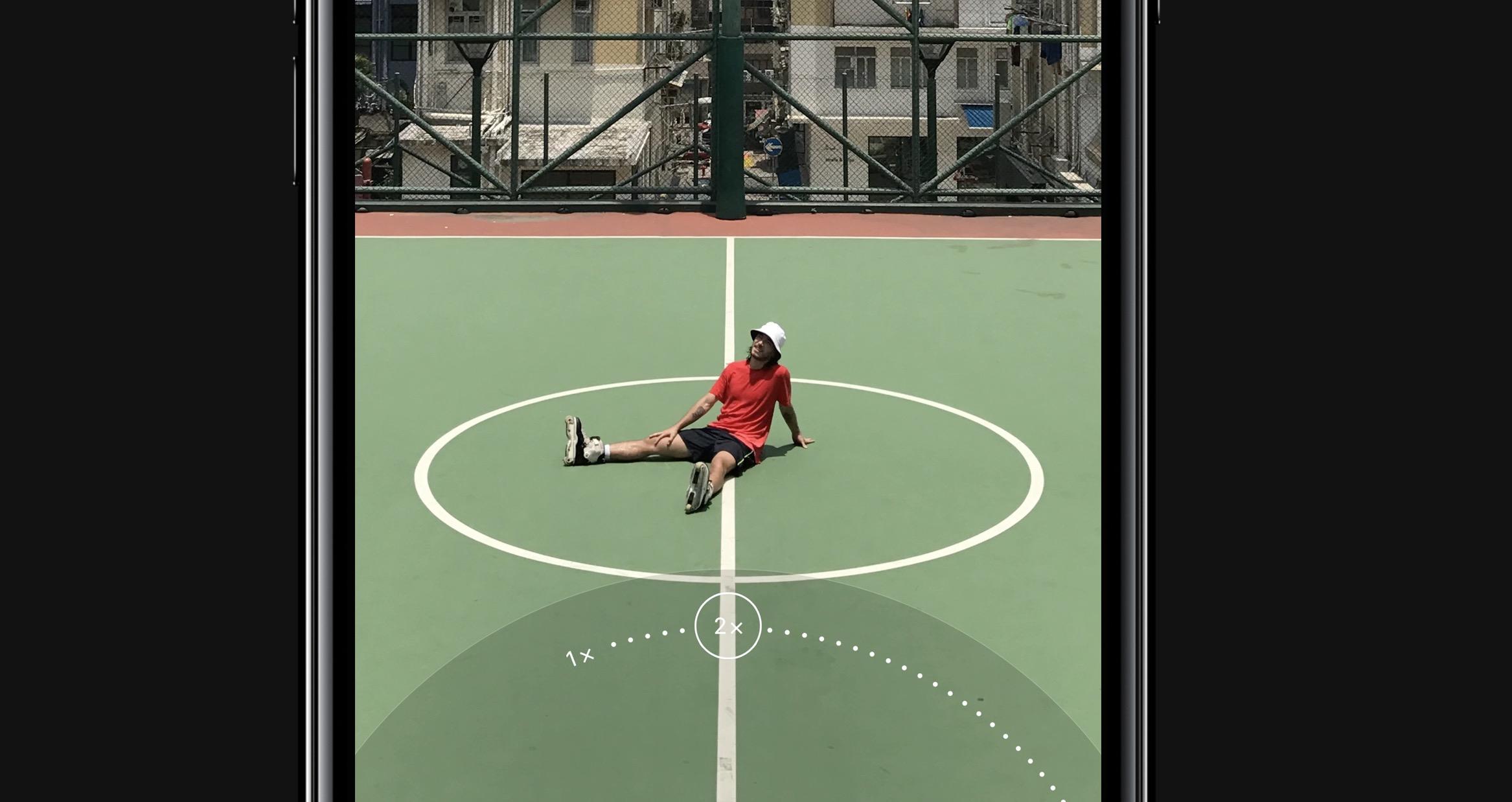 Teleobiettivo iPhone 7 Plus