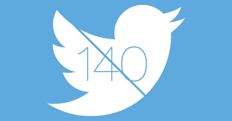 Twitter 140 caratteri senza foto, video, tag, citazioni, addio ufficiale al limite