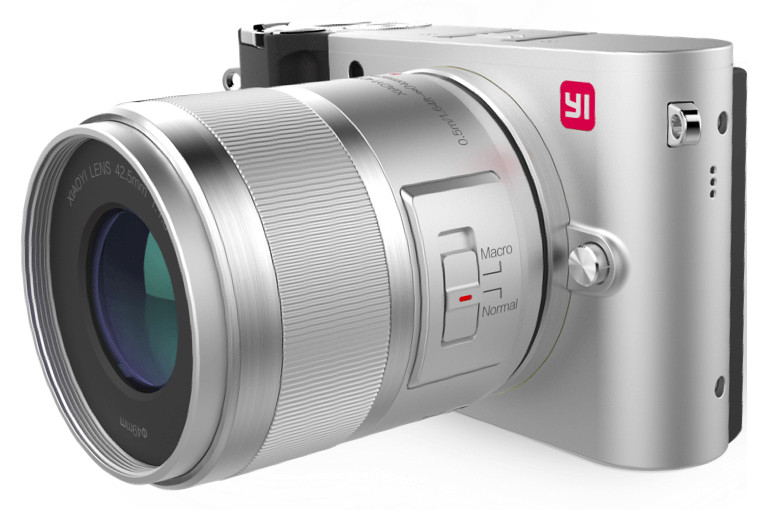 Xiaomi Yi M1 mirrorless