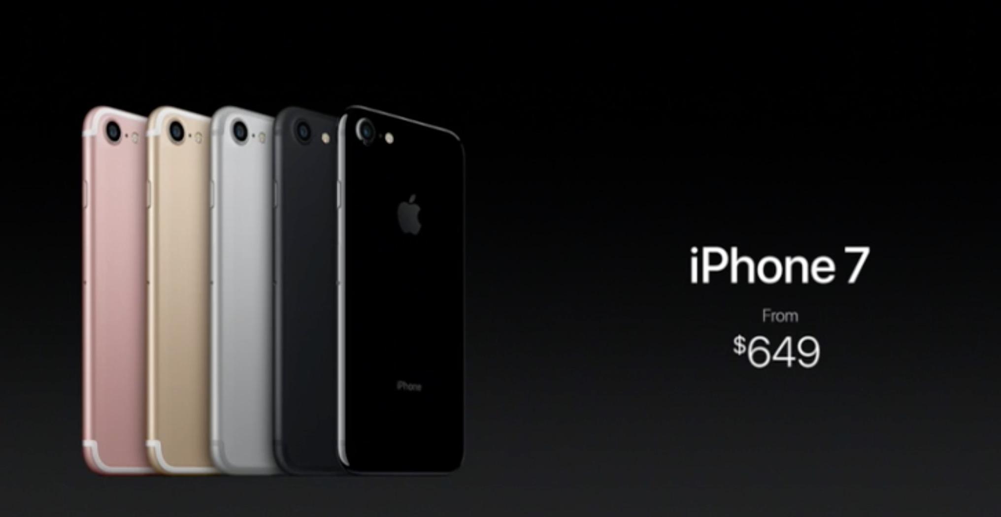 iPhone 7 prezzo