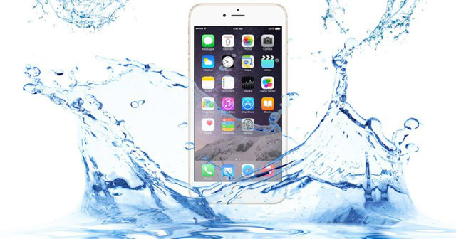 iphone 7 plus acqua