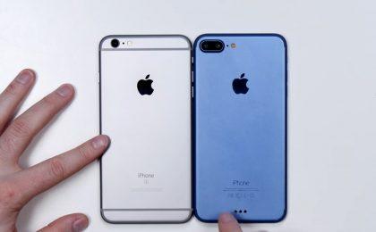 iPhone 7 Plus vs iPhone 6S Plus: confronto tra top di gamma