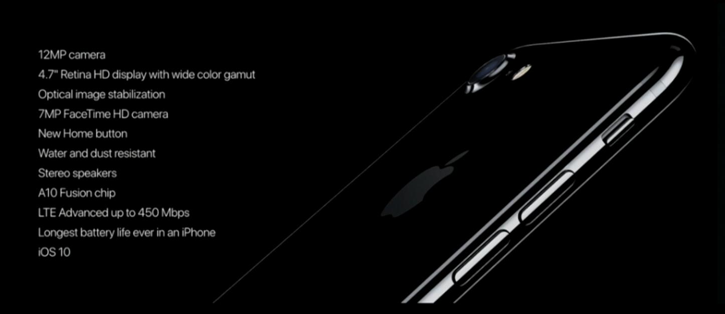 iPhone 7 vs iPhone 6S: il confronto