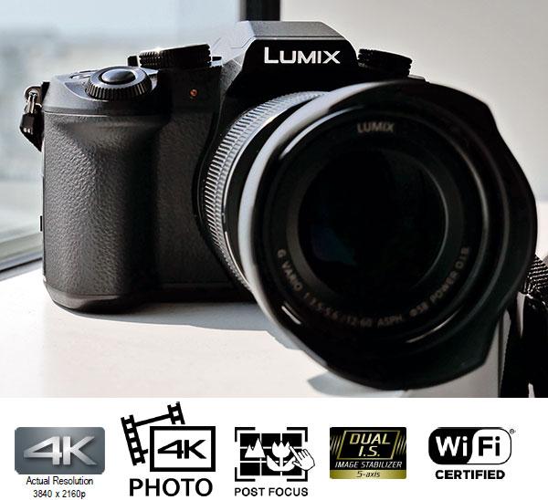Panasonic Lumix G80: scheda tecnica e prezzo ufficiali