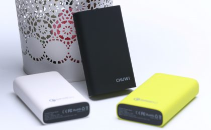 Power Bank Chuwi Hi-Power: caricabatterie da 10050 mAh
