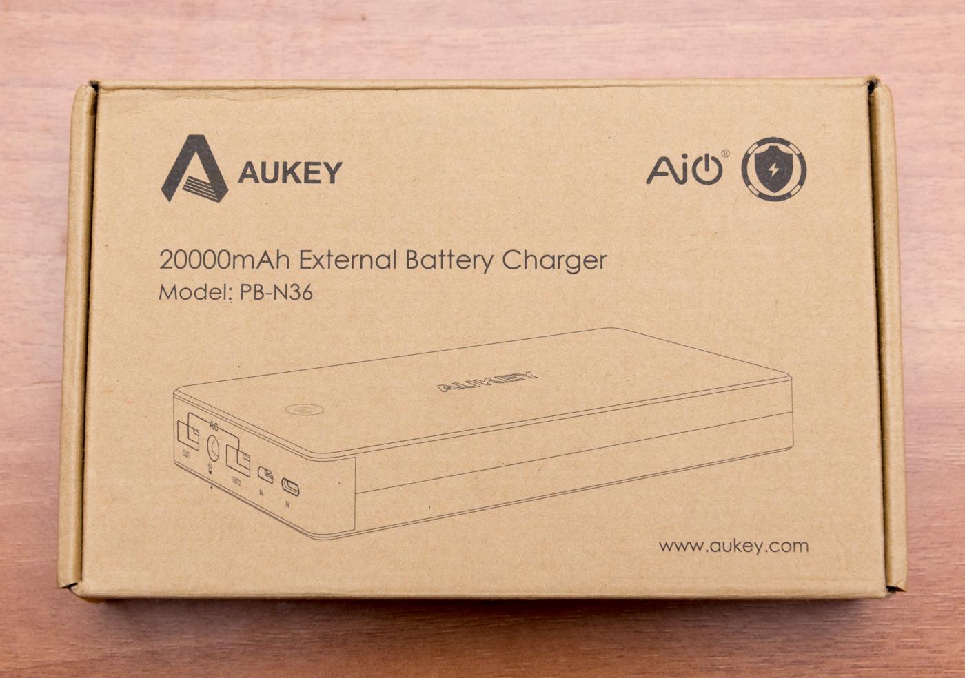 Confezione AUKEY PB N36