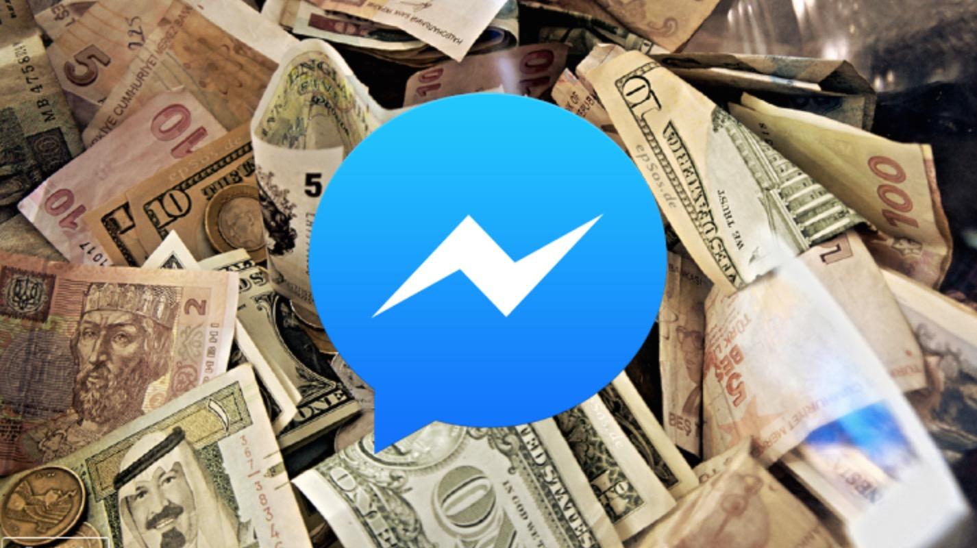 Facebook Messenger, supporto PayPal per i pagamenti