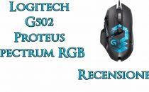 Recensione Logitech G502 Proteus Spectrum RGB, miglior mouse per produttività e gaming?