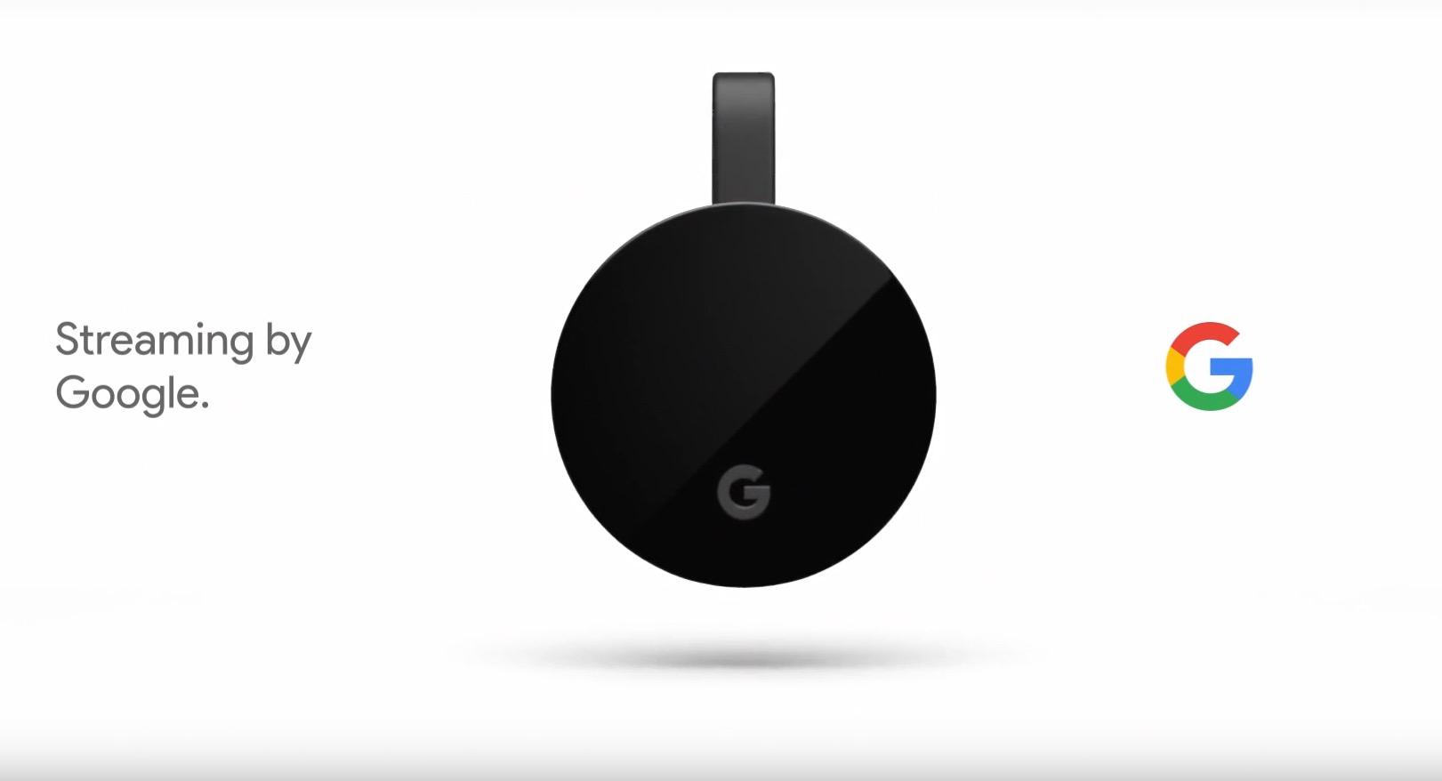 Google Chromecast Ultra: specifiche tecniche, prezzo e uscita