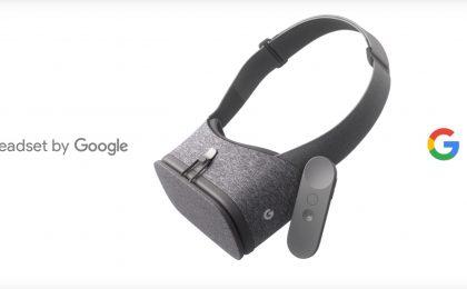 Google DayDream View visore VR: specifiche tecniche, prezzo e uscita