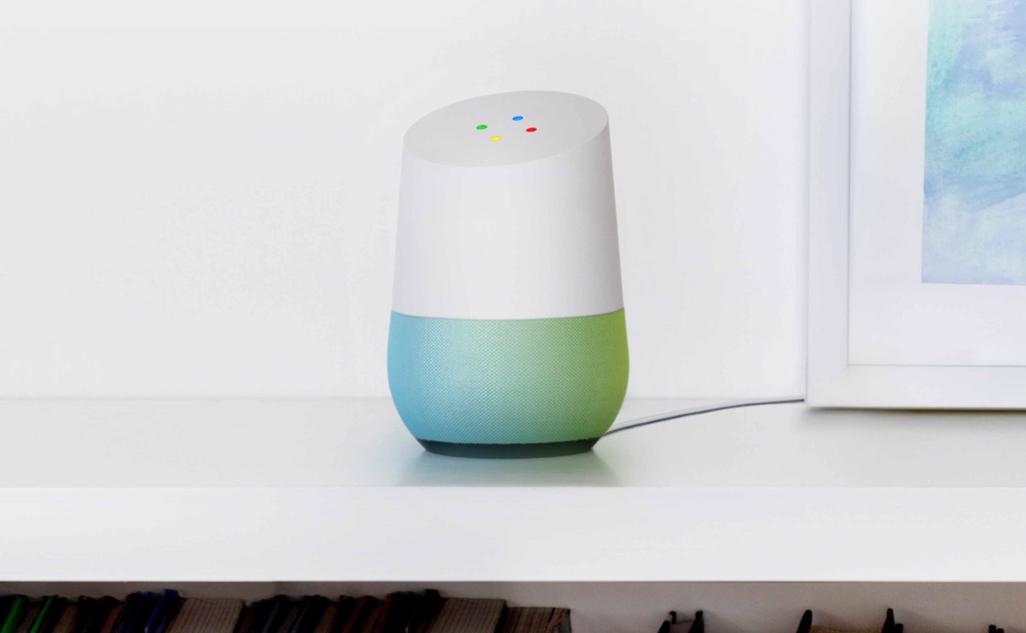 Google Home assistente vocale intelligente