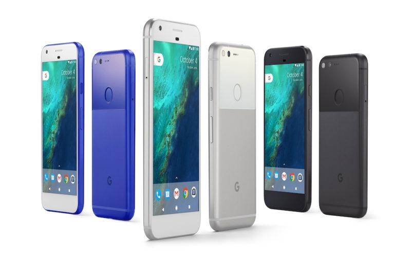Google Pixel e Pixel XL riceveranno aggiornamenti fino a ottobre 2018