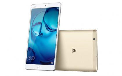 Huawei MediaPad M3 prezzo e scheda ufficiali del tablet