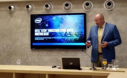 Intel Atom E3900: SoC per l'IoT e le sfide del domani