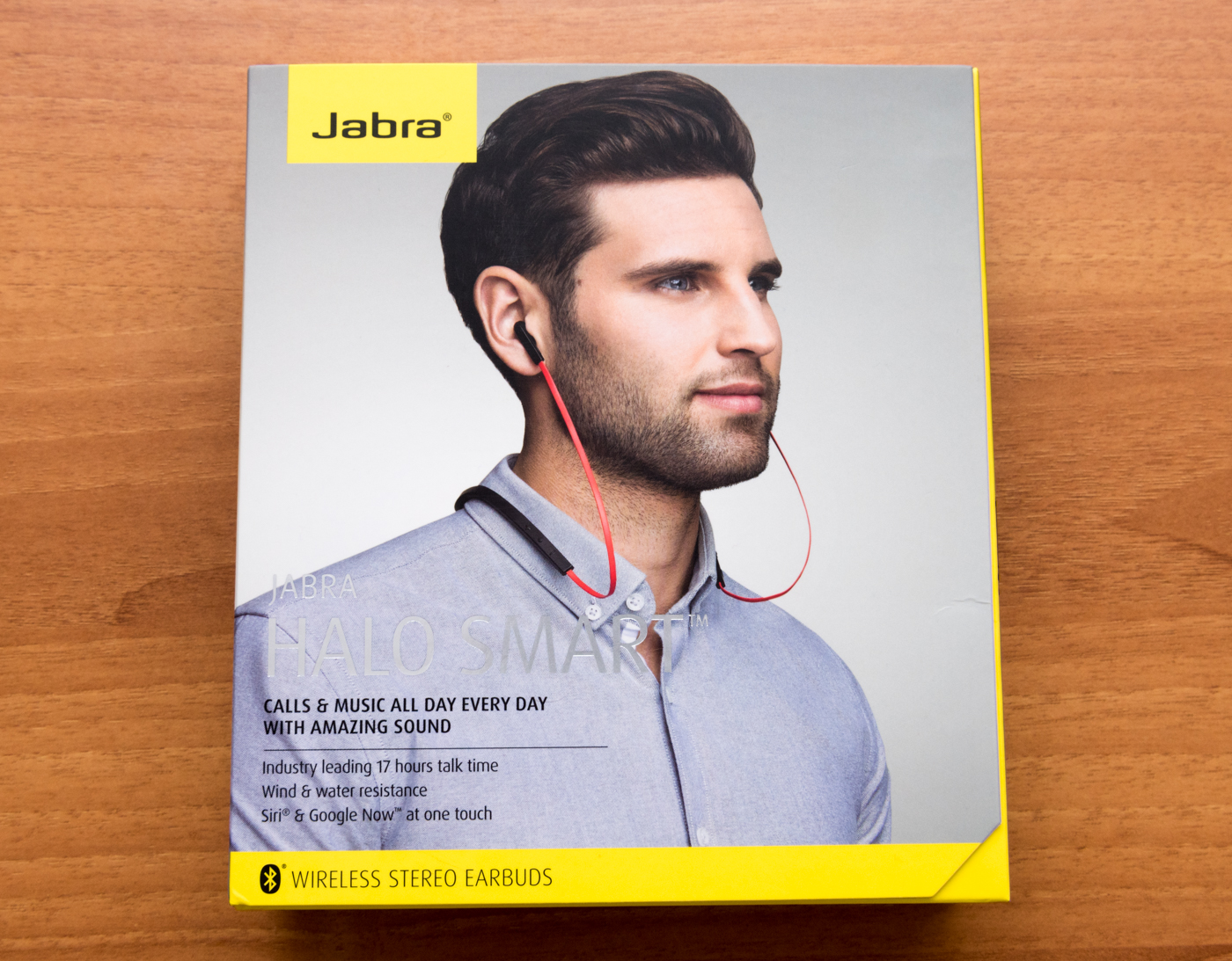 Jabra Halo Smart scatola