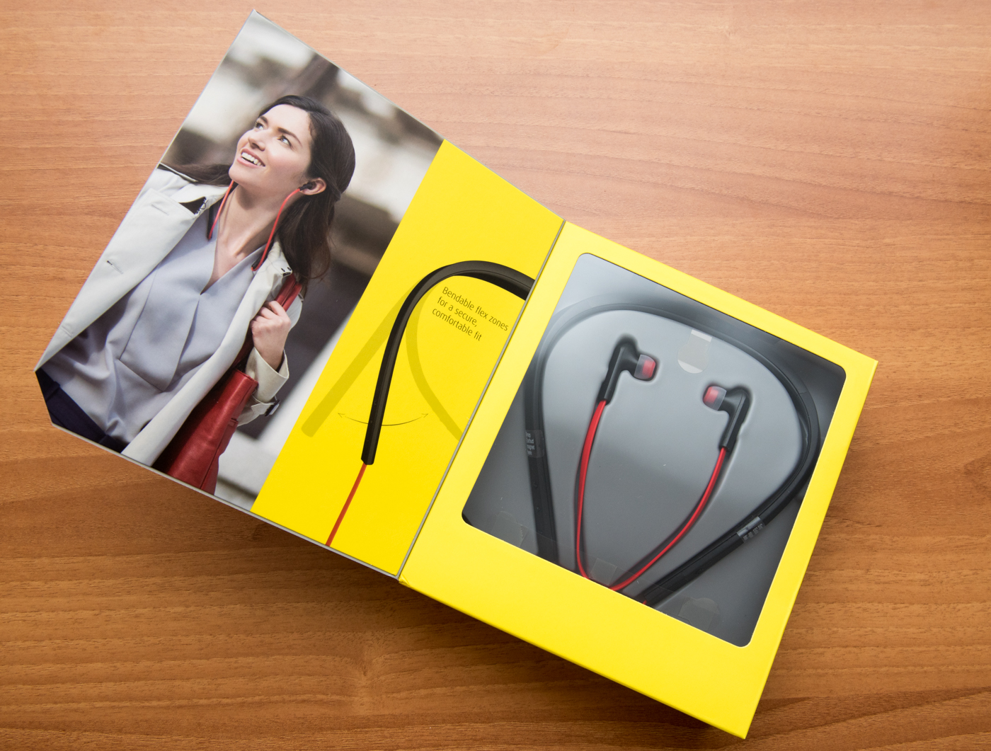 Jabra Halo Smart unboxing