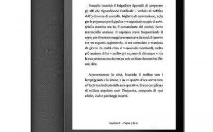 Kobo Aura One: scheda tecnica e prezzo del reader