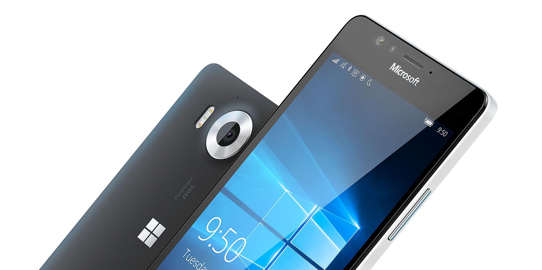 Lumia 950 Microsoft