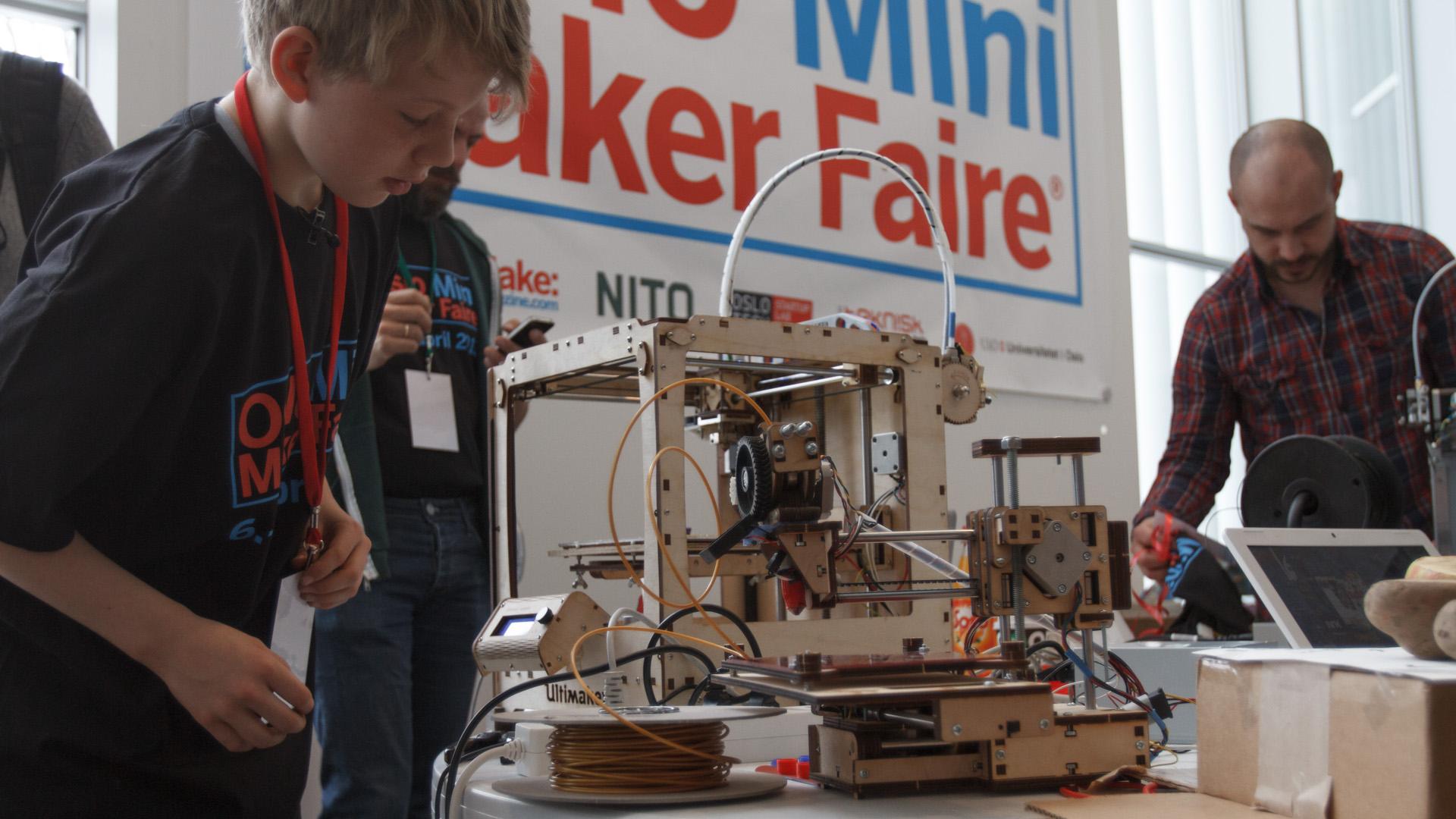 Maker Faire Rome 2016: artigiani digitali e innovazioni da non perdere