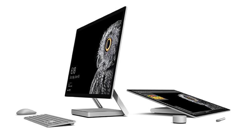 Microsoft Surface Studio design