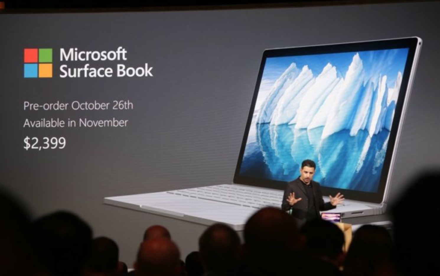Microsoft Surface i7 Book prezzo