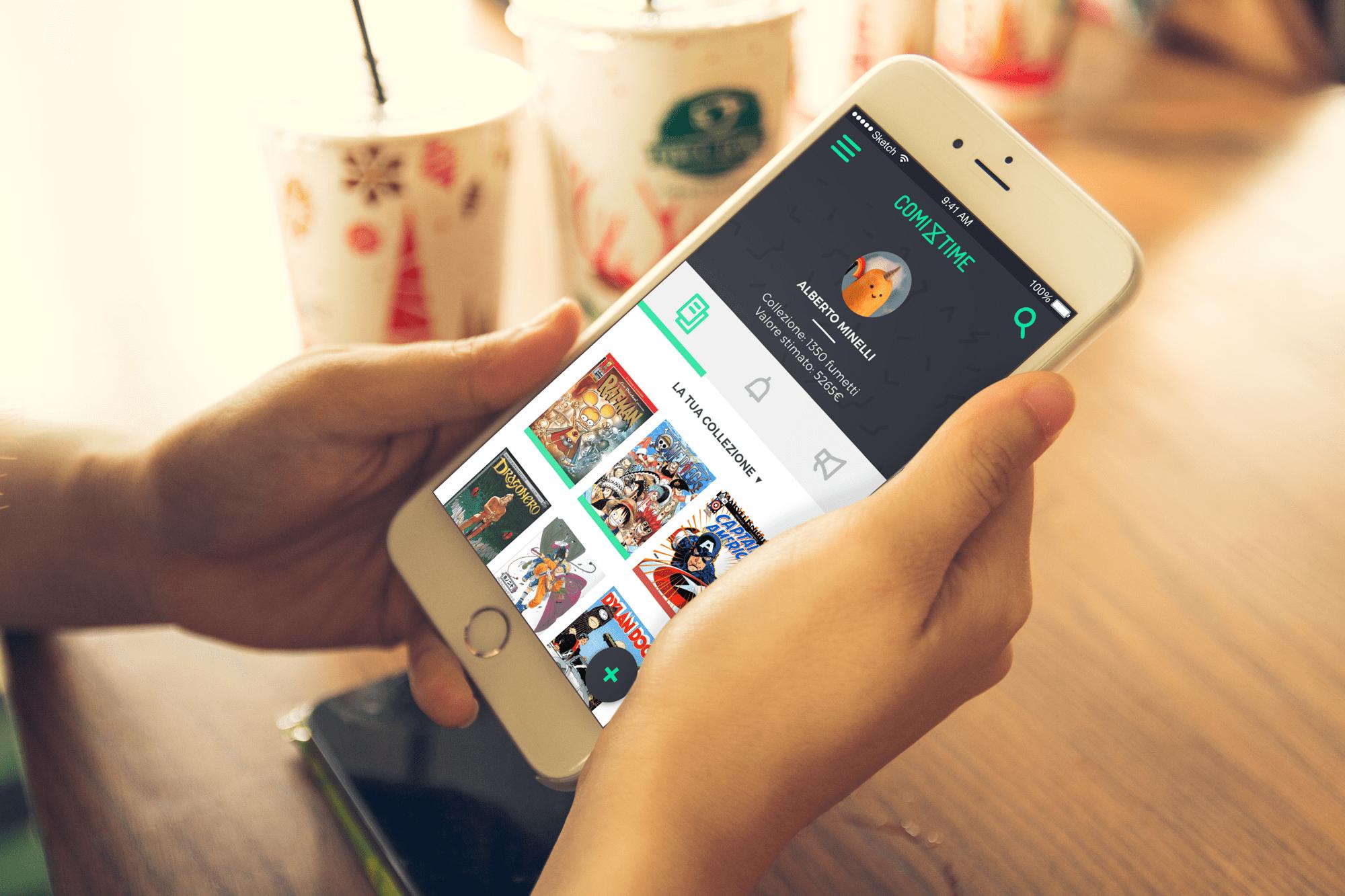 ComiXtime, l'app indispensabile per i collezionisti di fumetti