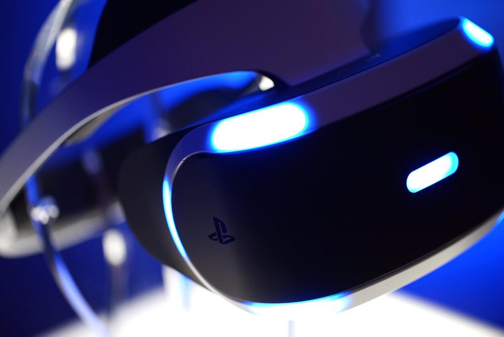PlayStation VR visore realtà virtuale