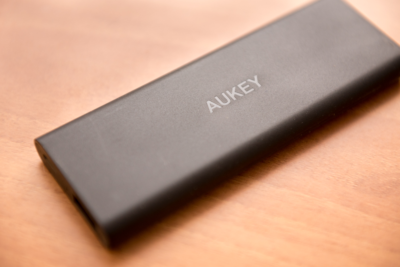 Power Bank AUKEY PB-N30: recensione caricabatterie da 3600 mAh