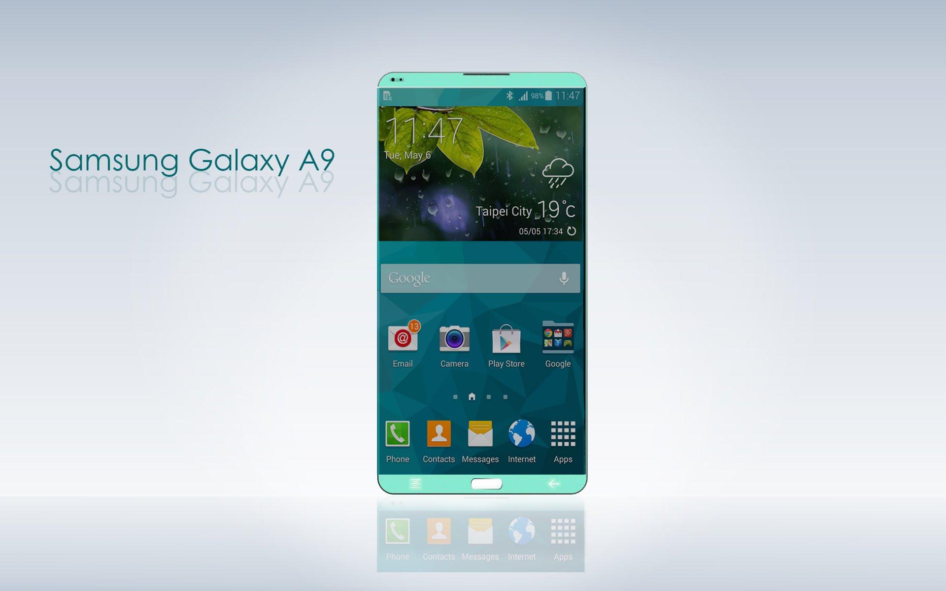Samsung Galaxy A9 (2017) in uscita: scheda, prezzo e rumors