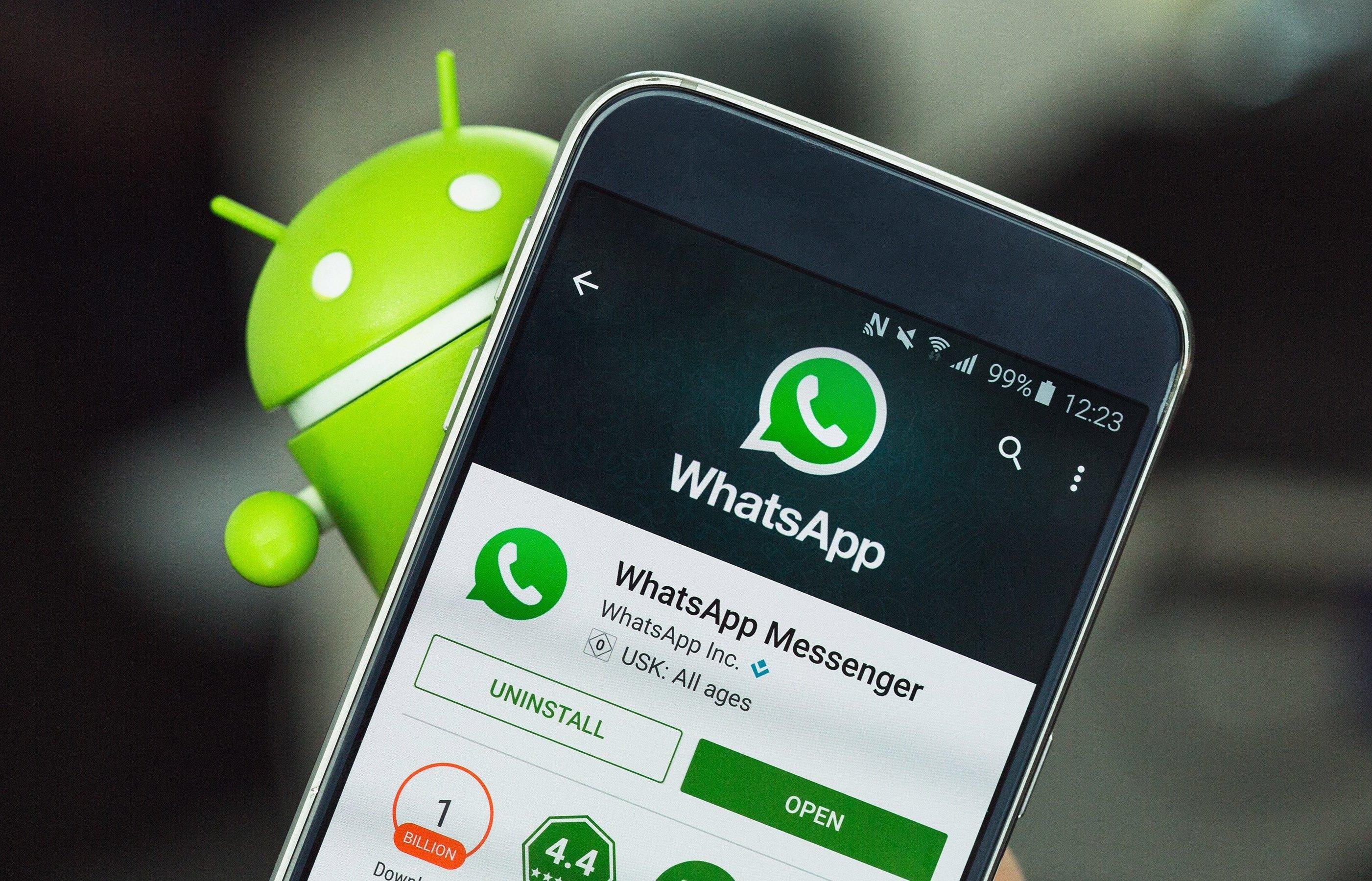 WhatsApp, videochiamate su Android