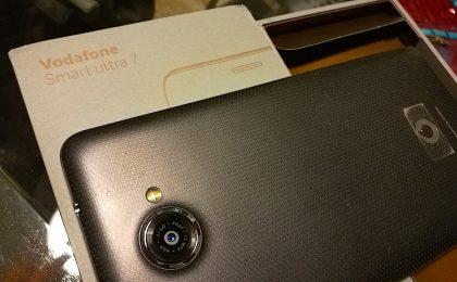 Vodafone Smart Ultra 7 2016: la nostra recensione