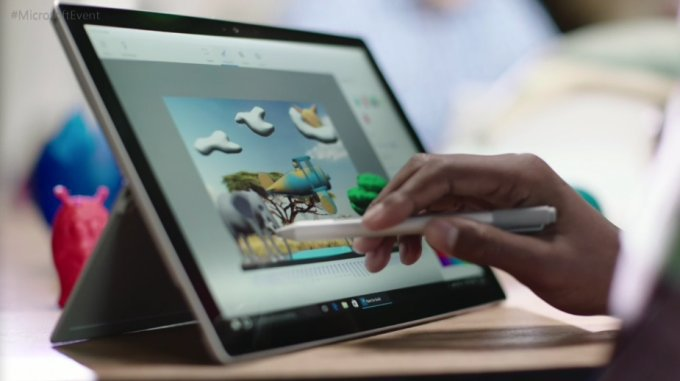 Windows 10 Creators Update Paint 3D