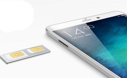 Xiaomi Mi Note 2 in uscita con dual camera e display curvo