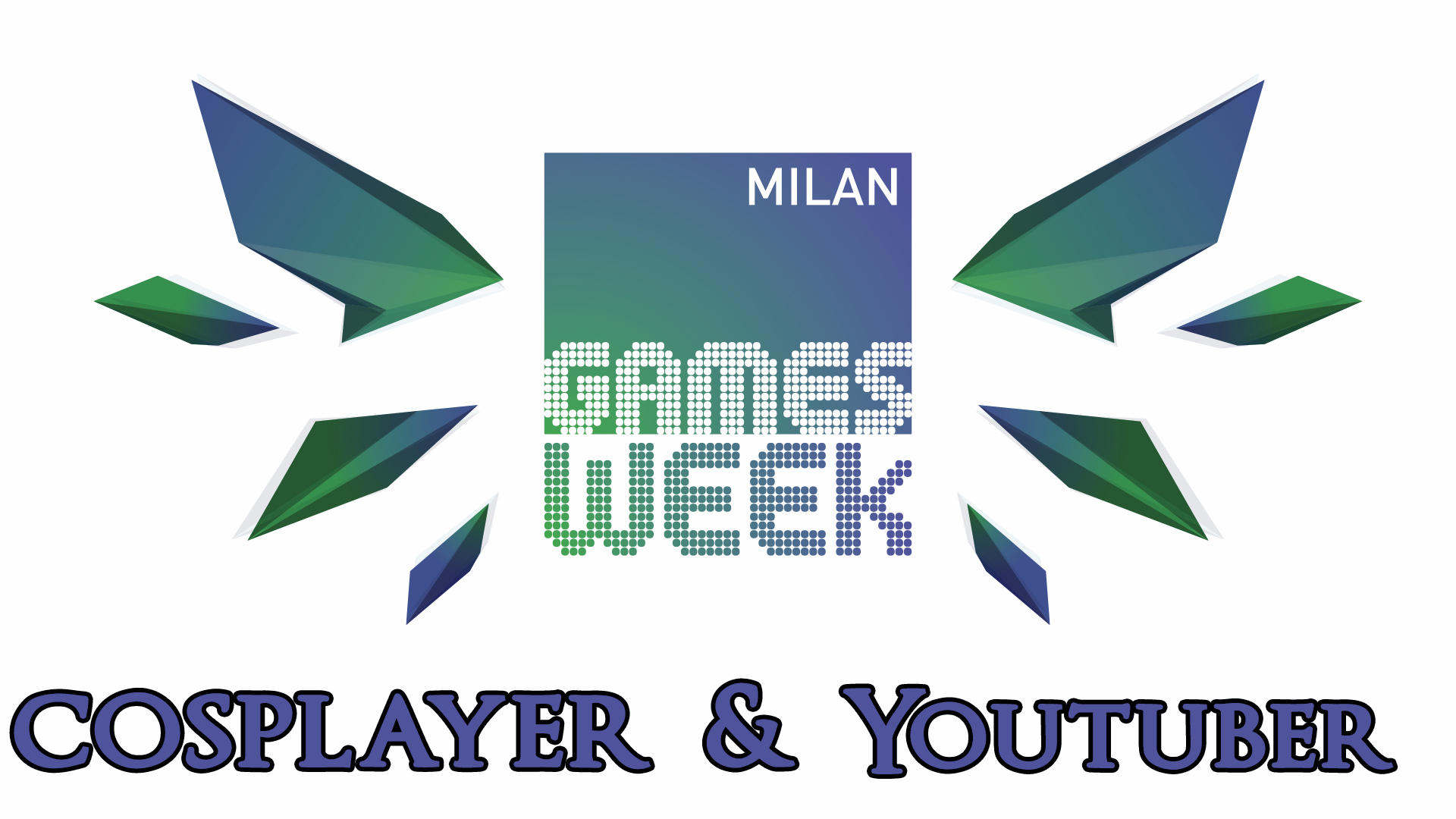 Games Week 2016: Cosplayer e Youtuber