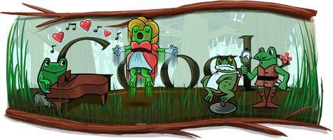 doodle google rossini