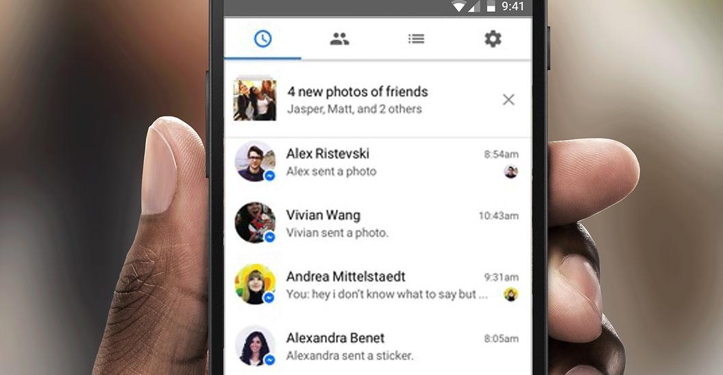 Facebook Messenger testa opzione per il risparmio dati