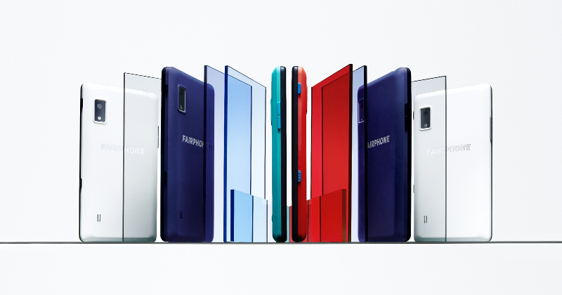 Fairphone 2 in uscita con nuove colorazioni