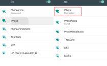 Come usare iPhone con iOS 10 come hotspot Wifi