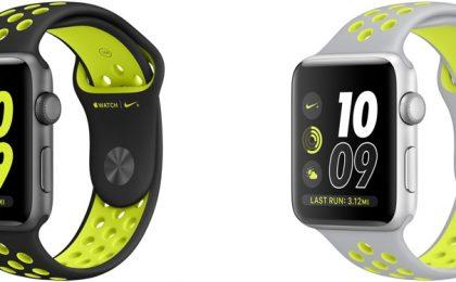 Apple Watch Nike+ ufficiale: scheda e prezzi dello smartwatch