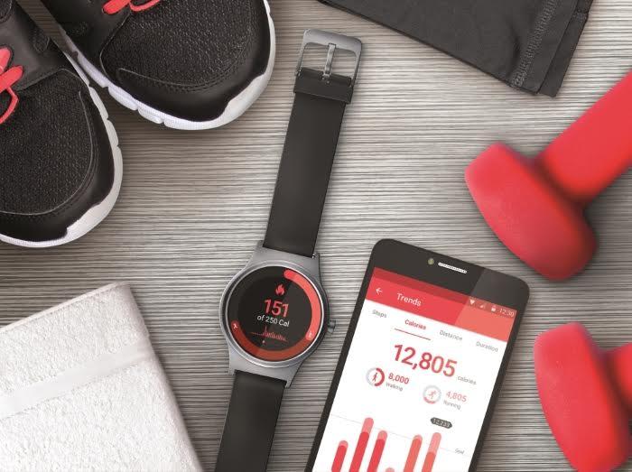 smartwatch alcatel4