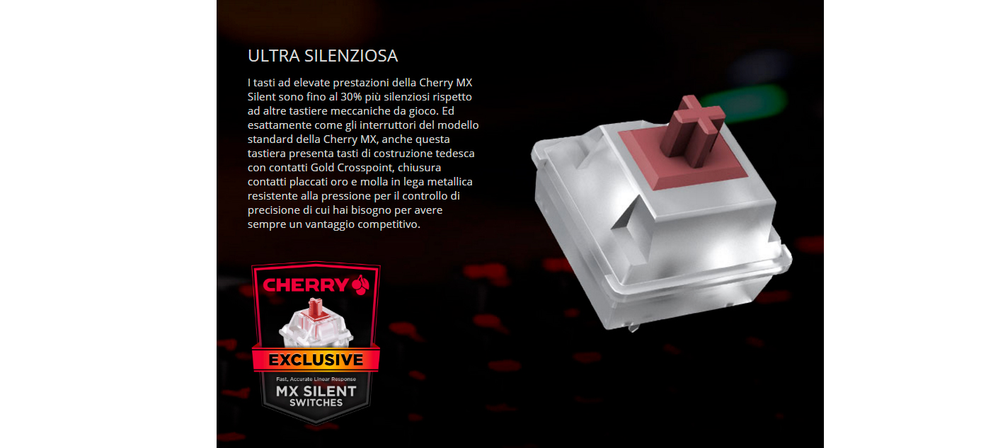 strafe rgb silent switches