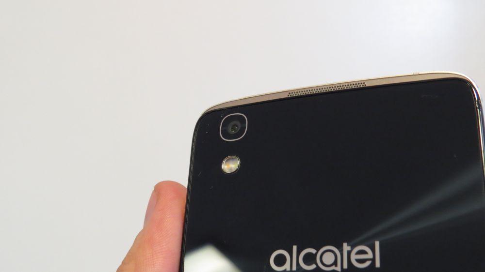 Alcatel Idol fotocamera