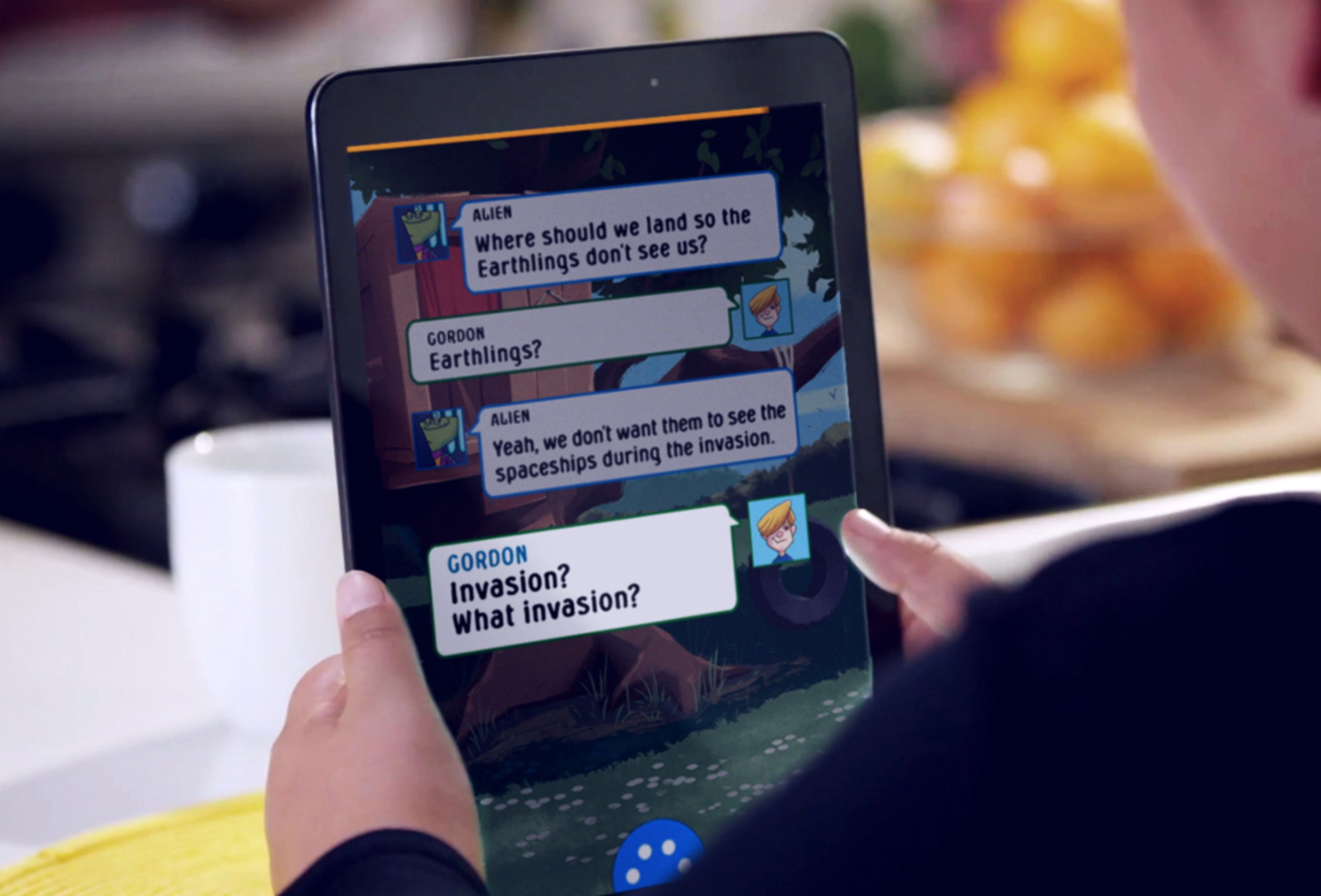 Amazon Rapids, favole raccontate in forma di chat