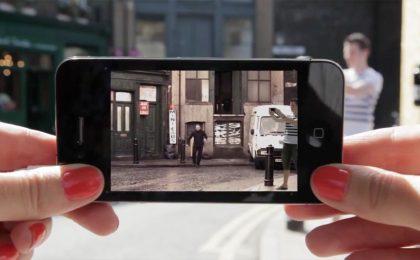 Apple prepara la realtà aumentata per iPhone